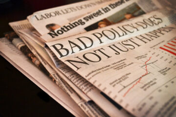 Role of media in policy