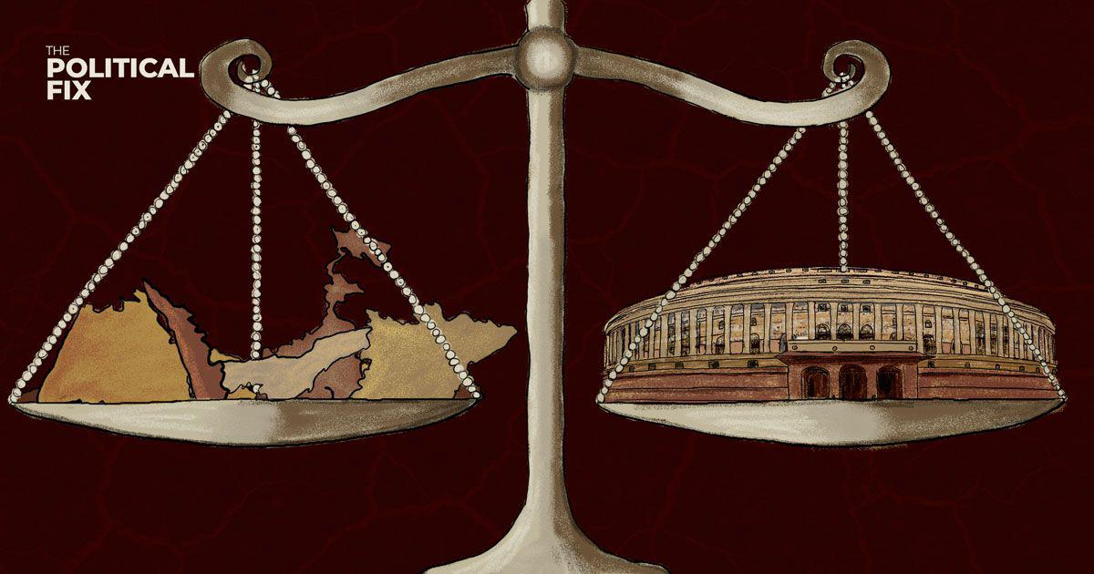 Matters of Legislation: Dynamics between the Centre and States